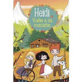 Heidi 2. Heidi vuelve a las montañas