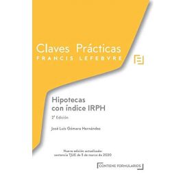 Hipotecas con índice IRPH 2020