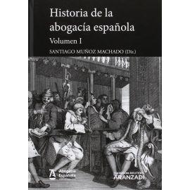 Historia de la Abogacía Española 2 Tomos
