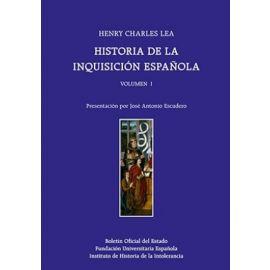 Historia de la Inquisición Española 3 Tomos