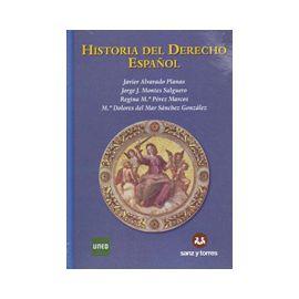 Historia del Derecho Español. Teoría y Textos Comentados. PACK