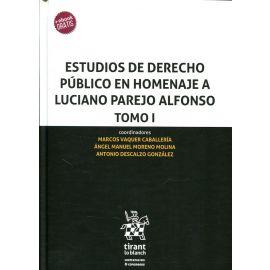 Estudios de Derecho Público en Homenaje a Luciano Parejo Alfonso, 3 tomos