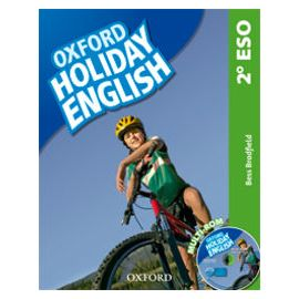 Holiday English 2.º ESO. Student's Pack