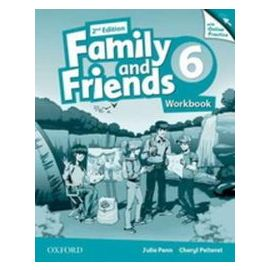 Family & Friends 6. Activity Book