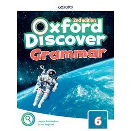 Oxford Discover Grammar 6. Book