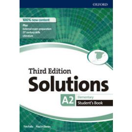 Solutions A2 Elementary. Student's Book