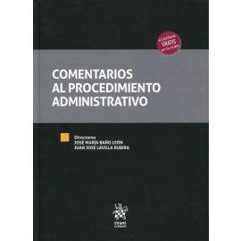Comentarios al Procedimiento Administrativo