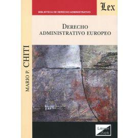 Derecho administrativo europeo