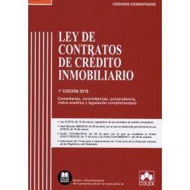 Ley de Contratos de Crédito Inmobiliario 2019