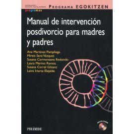 Programa EGOKITZEN. Manual de intervención posdivorcio para madres y padres