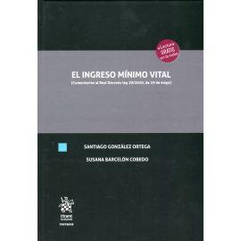 Ingreso Mínimo Vital (Comentarios al Real Decreto-Ley 20/2020, de 29 de mayo)