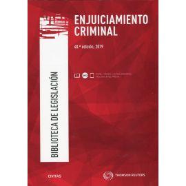 Enjuiciamiento criminal 2019