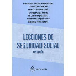 Lecciones de seguridad social 2021