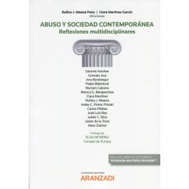 Abuso y sociedad contemporánea. Reflexiones multidisciplinares