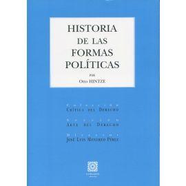 Historia de las formas políticas