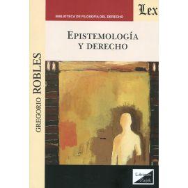 Epistemología y Derecho
