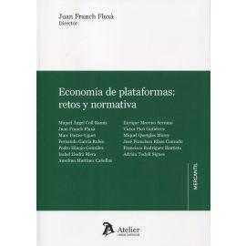Economía de plataformas: retos y normativa