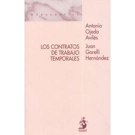 Los contratos de trabajo temporales