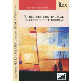 El Derecho contractual en clave constitucional