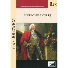 Derecho inglés