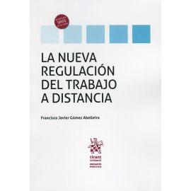 La nueva regulación del trabajo a distancia