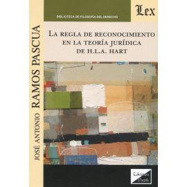 La regla de reconocimiento de la teoría jurídica de la H.L.A. Hart