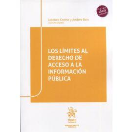 Los límites al derecho de acceso a la información pública