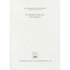 El poder judicial en España