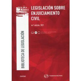 Legislación sobre Enjuiciamiento Civil 2021
