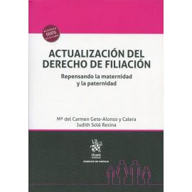 Actualización del Derecho de filiación