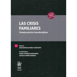 Crisis familiares. Tratado práctico interdisciplinar
