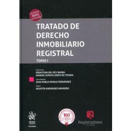 Tratado de Derecho Inmobiliario Registral, 2 tomos