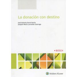 Donación con destino