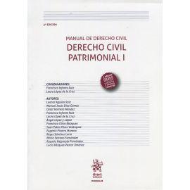 Manual de Derecho Civil. Derecho Civil Patrimonial I 2019