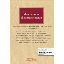 Manual sobre el contrato menor