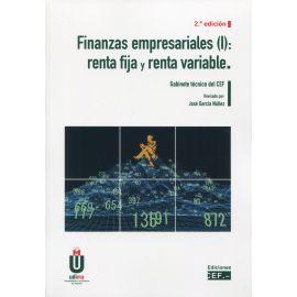 Finanzas Empresariales (I): Renta Fija y Renta Variable