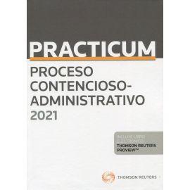 Practicum proceso contencioso-administrativo 2021