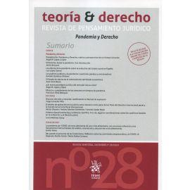Teoría & Derecho. Revista de Pensamiento Jurídico 28/2020. Pandemia y Derecho