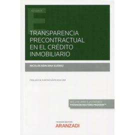 Transparencia precontractual en crédito inmobiliario