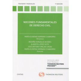 Nociones fundamentales de derecho civil