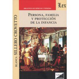 Persona, familia y protección de la infancia.