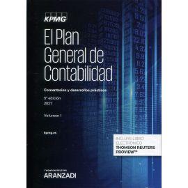Plan General de Contabilidad 3 Vols. KPMG 2021