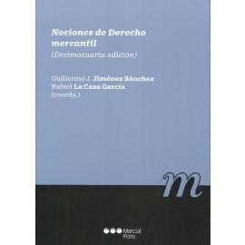 Nociones de derecho mercantil 2021