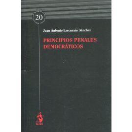 Principios penales democráticos