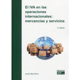 El IVA en las operaciones internacionales: mercancías y servicios 2021