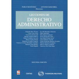 Lecciones de derecho administrativo 2021 - Pablo Menéndez