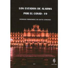 Estados de alarma por el Covid-19