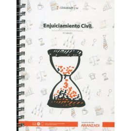 Enjuiciamiento civil 2021 (LEYITBE)