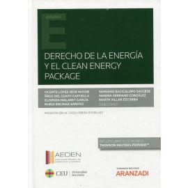 Derecho de la energía y clean energy package