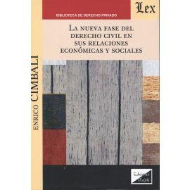 Nueva fase del Derecho civil en sus relaciones económicas y sociales
